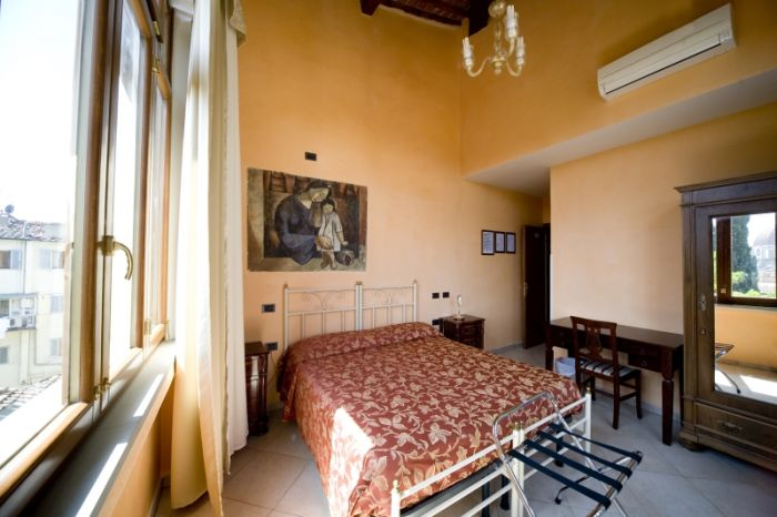 Hotel Merlini, Florence, Italy, Italy hostels and hotels