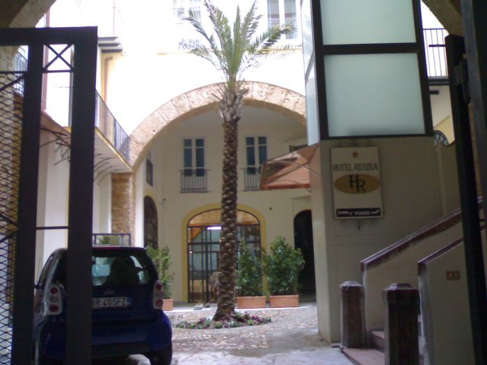 Hotel Regina, Palermo, Italy, Italy bed and breakfasts and hotels