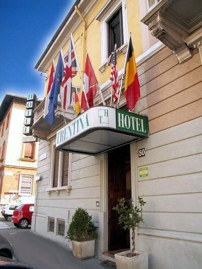 Hotel Trentina, Milan, Italy, Italy hostels and hotels