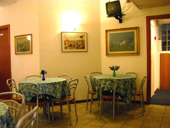 Ostello Gallo D'oro, Florence, Italy, international backpacking and backpackers hostels in Florence