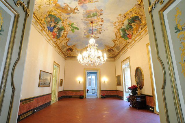 Palazzo Montevago, Palermo, Italy, Italy bed and breakfasts and hotels