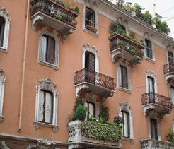 Panizza Hotel, Milan, Italy, hostels near ancient ruins and historic places in Milan