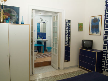 Platamon Bed and Breakfast, Napoli, Italy, book unique hostels or cheap hotels and experience a city like a local in Napoli
