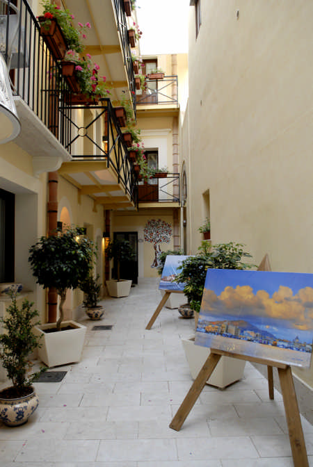 Residence Cortile Merce, Trapani, Italy, Italy bed and breakfasts and hotels