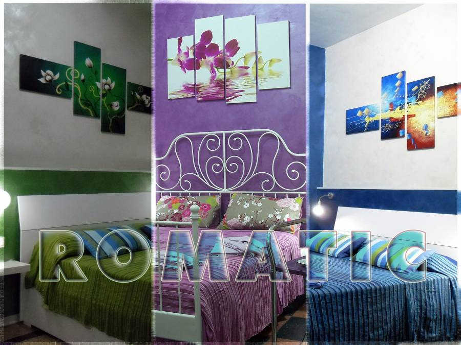 Romatic, Rome, Italy, Italy hostels and hotels