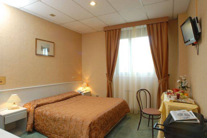 Top Hotel Park Bologna, Bologna, Italy, Italy bed and breakfasts och hotell