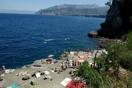 Village Santafortunata Campogaio, Sorrento, Italy, how to book a bed & breakfast without booking fees in Sorrento