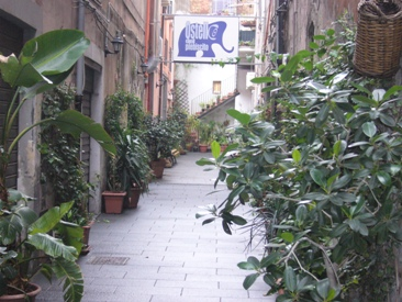 Youth Hostel Plebiscito Catania Sicily, Catania, Italy, where to stay and live in a city in Catania