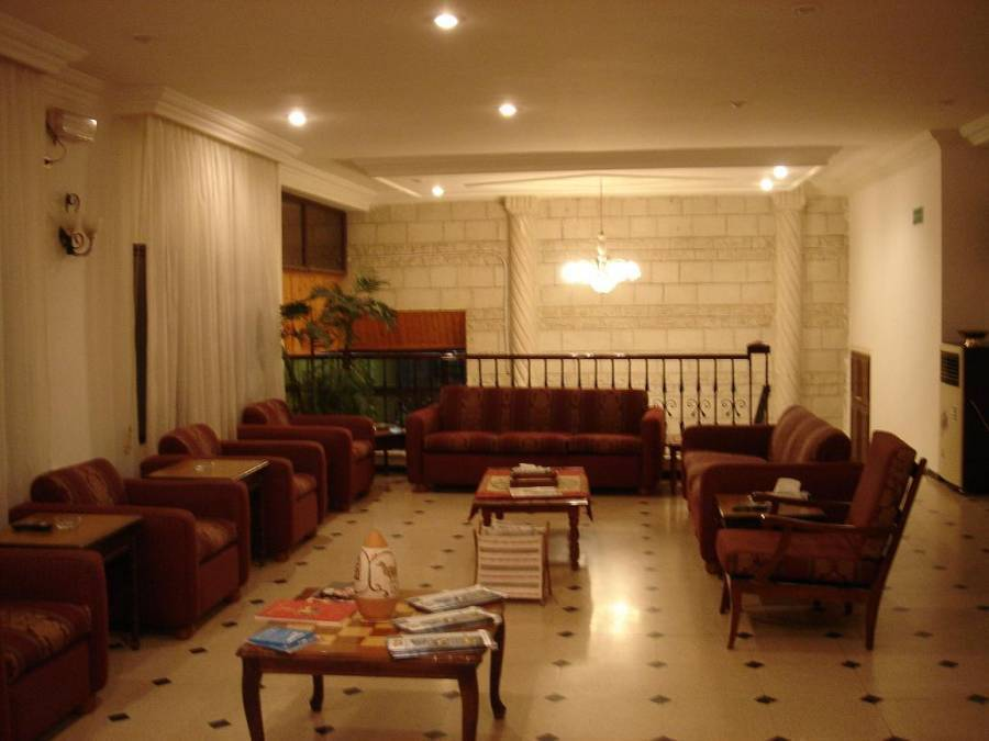 Black Iris Hotel, Madaba, Jordan, Jordan hostels and hotels