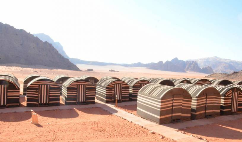 Wadi Rum Camp Sunrise 6 photos