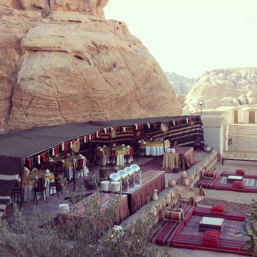Mars Camp, Wadi Musa, Jordan, get travel tips, and the best bed & breakfast choices in Wadi Musa