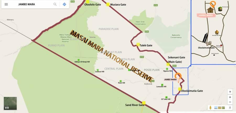 Jambo Mara Safari Lodge, Narok, Kenya, traveler secrets in Narok