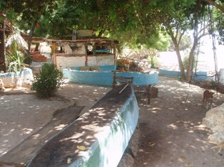 The Beach - Bar and Campresort, Mombasa, Kenya, hostels with free wifi and cable tv in Mombasa
