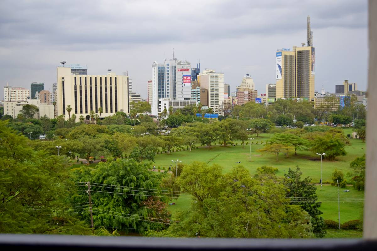 YWCA Parkview Suites, Nairobi, Kenya, where to rent an apartment or apartbed & breakfast in Nairobi