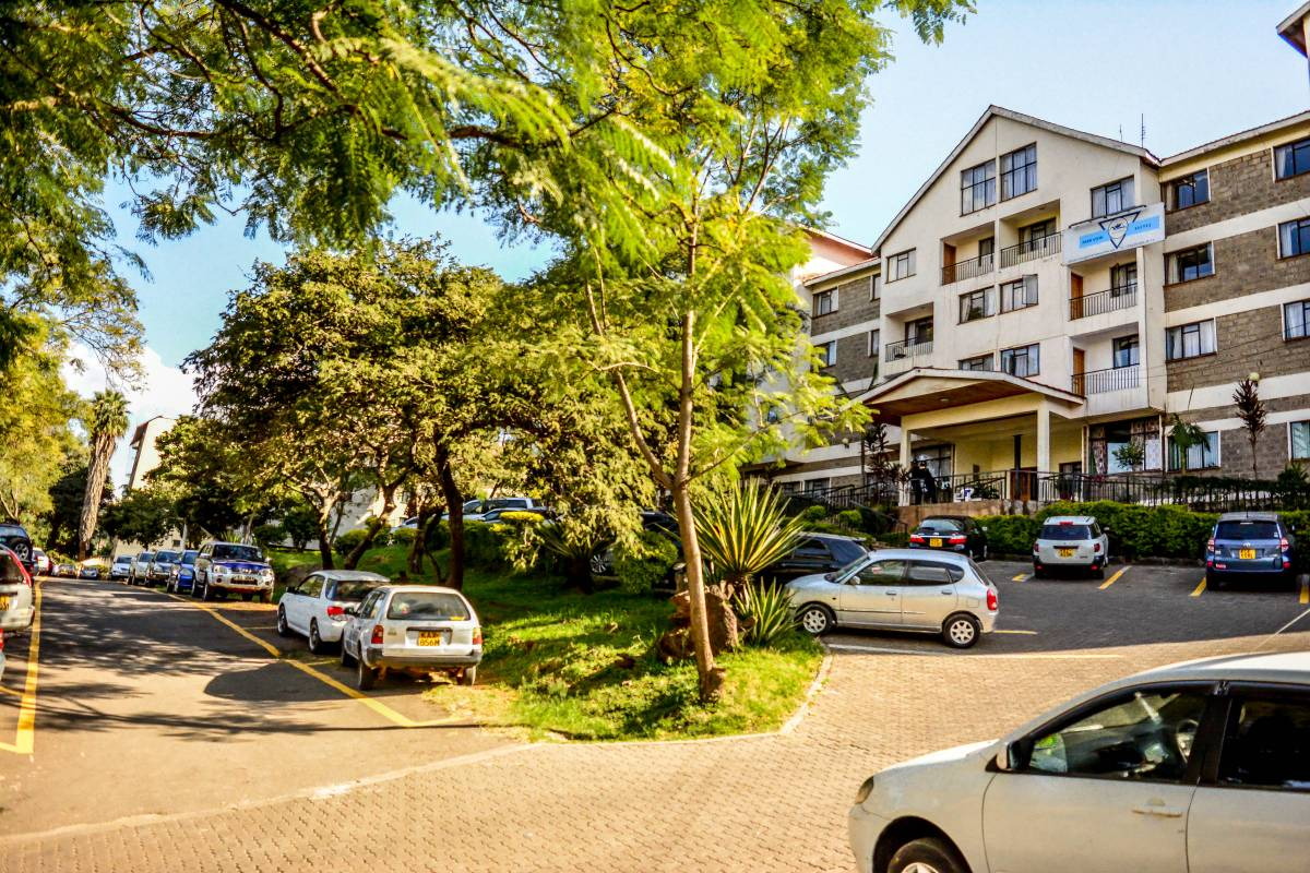 YWCA Parkview Suites, Nairobi, Kenya, Kenya bed and breakfasts and hotels