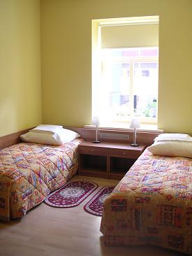 In Astra, Vilnius, Lithuania, Nerede kalınır, pansiyonlar, sırt çantaları ve daireler içinde Vilnius