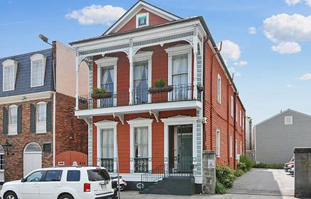 IHSP French Quarter House, New Orleans, Louisiana, Louisiana bed and breakfasts and hotels