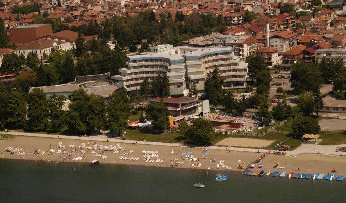 Inex Hotel Drim - Search for free rooms and guaranteed low rates in Struga 13 photos