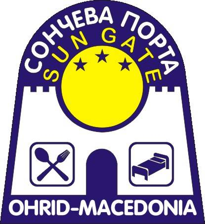 Hotel  Sonceva Porta, Ohrid, Macedonia, Macedonia hostels and hotels