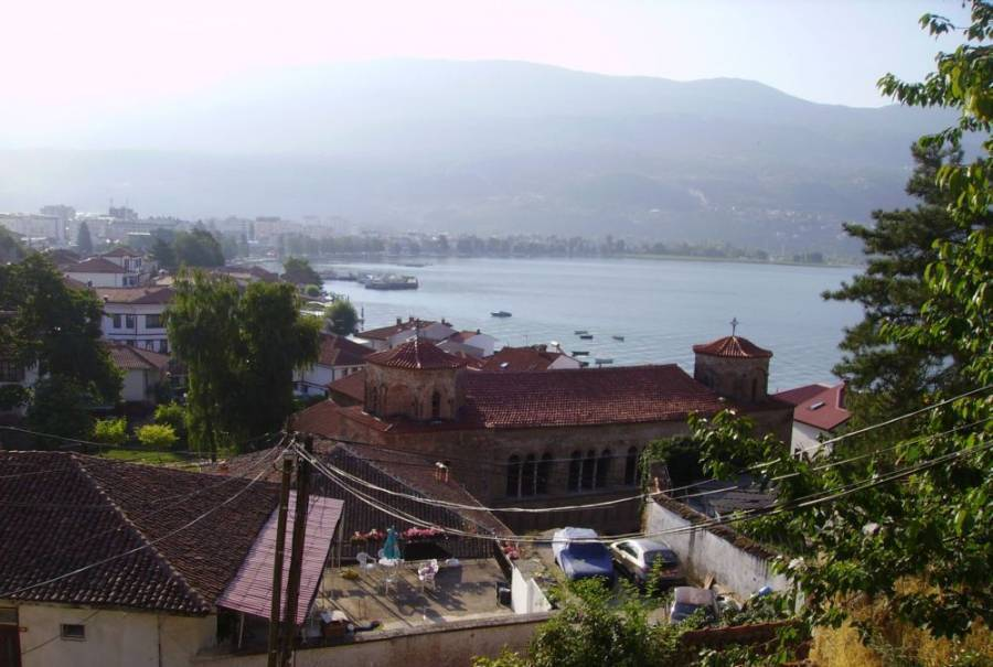 Velko, Ohrid, Macedonia, Macedonia bed and breakfast e alberghi
