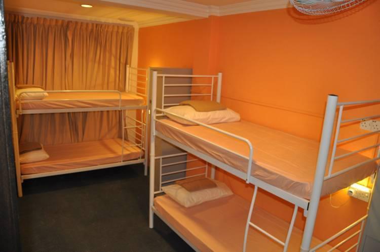 Fernloft Kuala Lumpur, Kuala Lumpur, Malaysia, find me hostels and places to eat in Kuala Lumpur