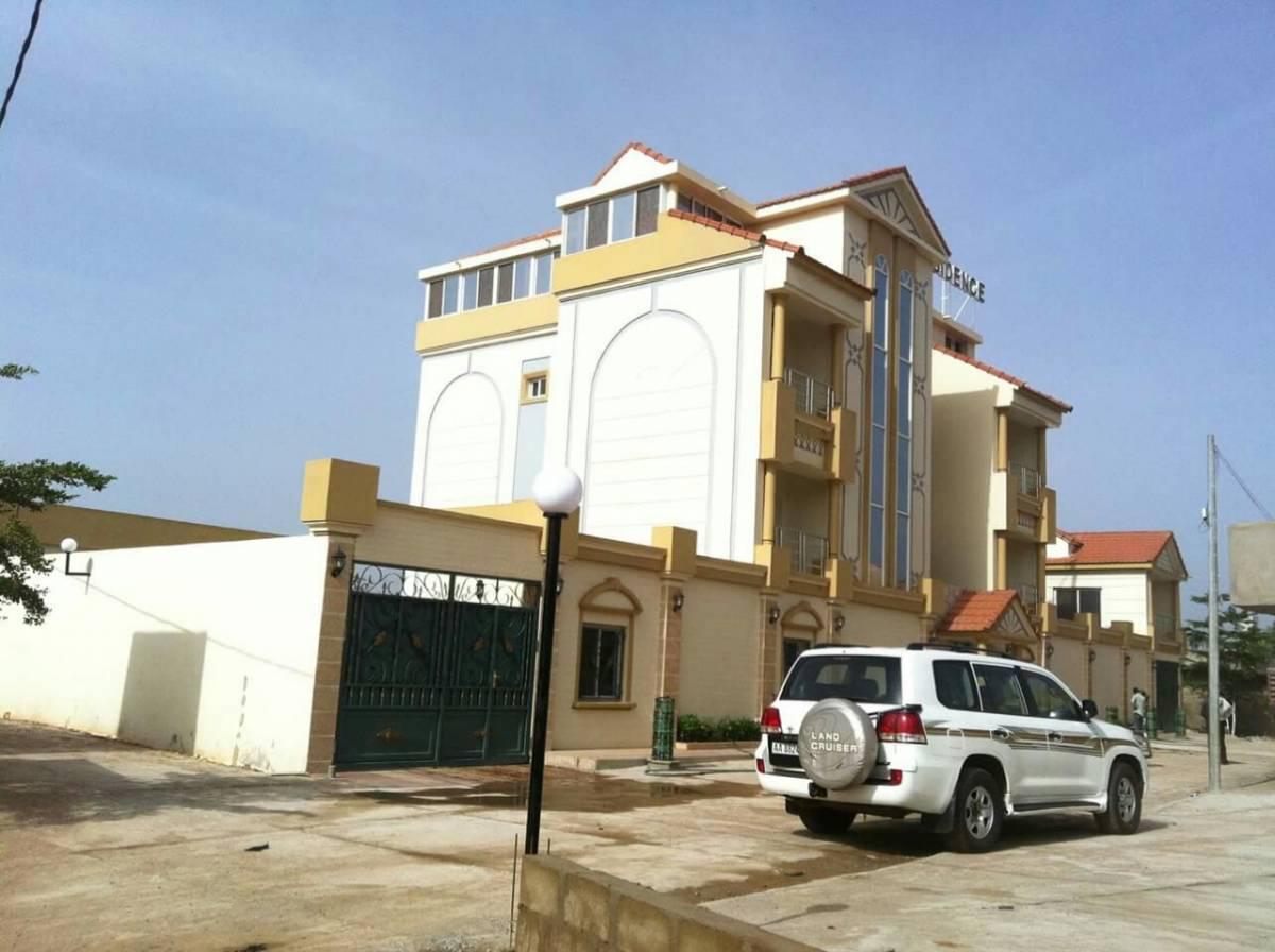 Star Residence, Bamako Koura, Mali, Mali hostels and hotels