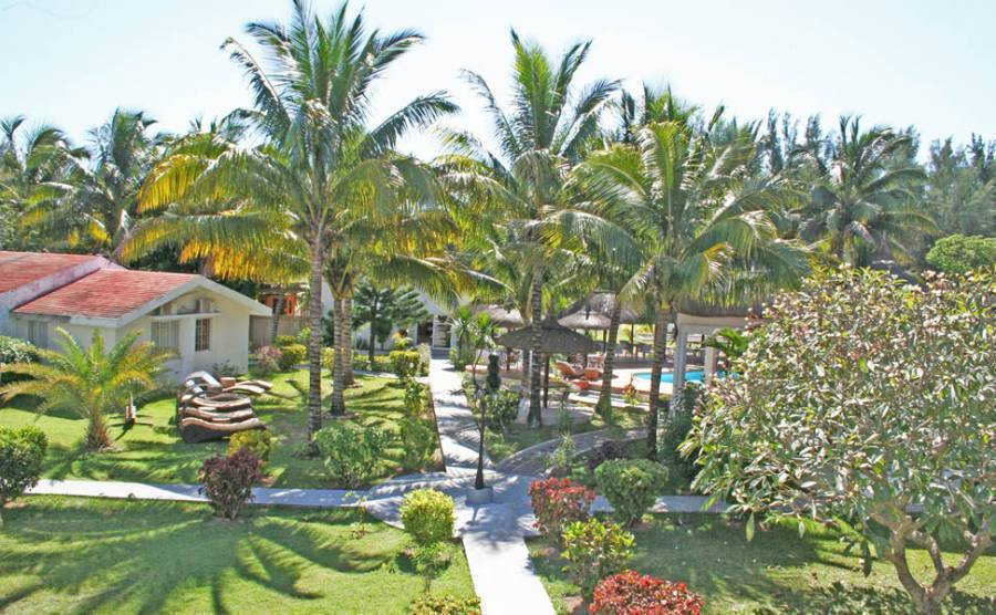 Beach Villa Mon-Choisy, Grand Baie, Mauritius, Mauritius bed and breakfasts and hotels