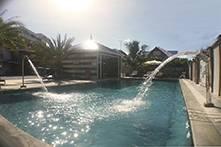 Bur-Nas Beach, Pereybere, Mauritius, Mauritius hostels and hotels