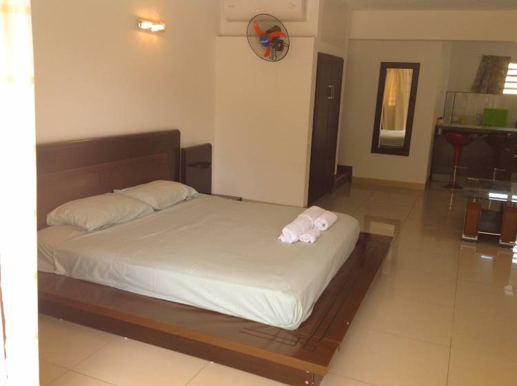 Silver Sands Apartment, Flic en Flac, Mauritius, Mauritius hostels and hotels