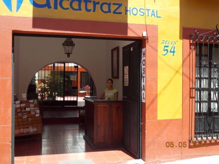 Alcatraz Hostal, San Miguel de Allende, Mexico, Mexico hostels and hotels