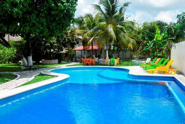 Amigos Hostel Cozumel, Cozumel, Mexico, hostel deal of the year in Cozumel