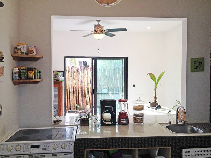 Aparment Flor, Puerto Morelos, Mexico, safest countries to visit, safe and clean hostels in Puerto Morelos