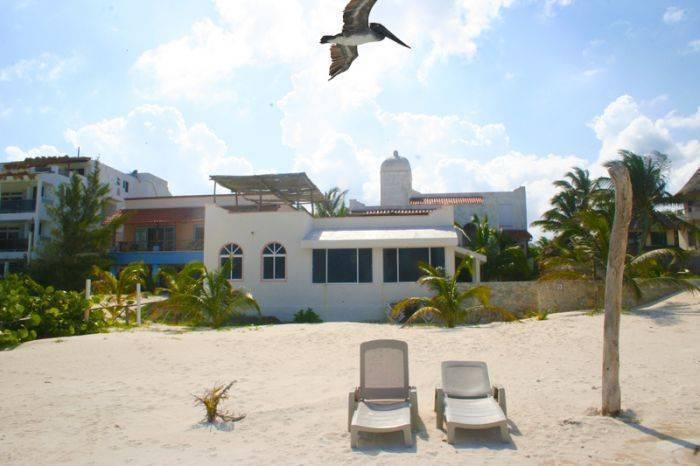 Casa del Mar, Puerto Morelos, Mexico, Mexico hostels and hotels