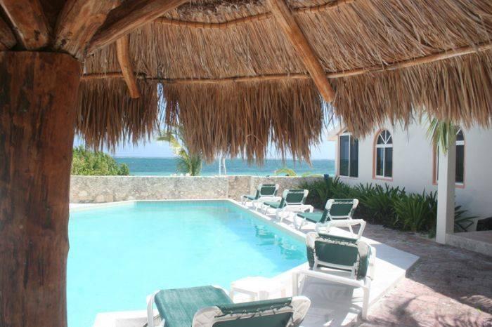 Casa del Mar, Puerto Morelos, Mexico, hostels near the music festival and concerts in Puerto Morelos