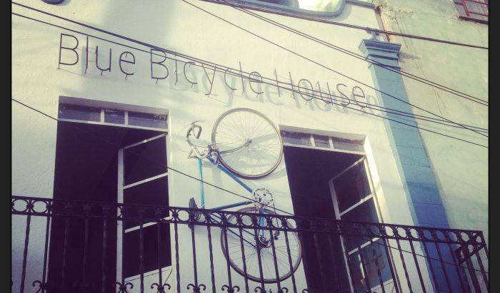 Blue Bicycle House 14 photos