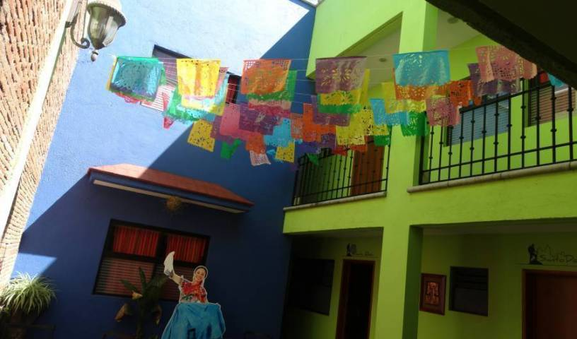 Hostal Don Miguel - Search for free rooms and guaranteed low rates in Oaxaca de Juarez 24 photos