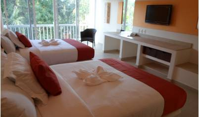 Hotel Ixzi Plus - Get cheap hostel rates and check availability in Ixtapa 7 photos