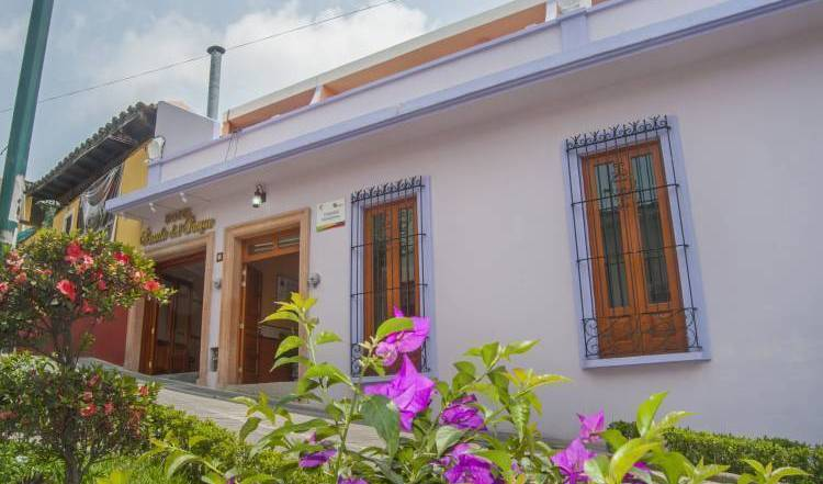 Hotel Posada del Parque - Search available rooms and beds for hostel and hotel reservations in Jalapa Enriquez 20 photos
