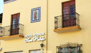 Hotel Posada San Pablo - Search for free rooms and guaranteed low rates in Guadalajara 16 photos