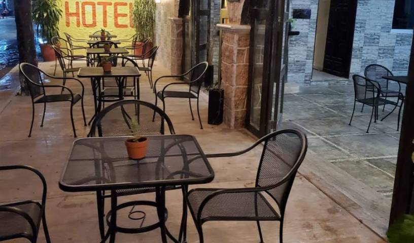 Hotel Puerta del Sol - Get cheap hostel rates and check availability in Chiquila 16 photos