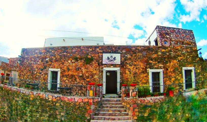 Hotel Ruinas del Real - Search for free rooms and guaranteed low rates in Catorce, experience local culture and traditions, cultural hostels 1 photo
