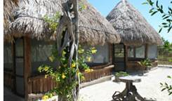 Hostel and Cabanas Ida y Vuelta Camping - Get cheap hostel rates and check availability in Holbox, cheap hostels 44 photos