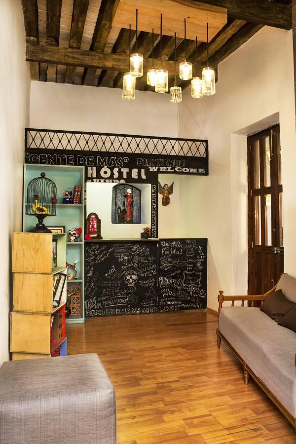 Gente de Mas Hostel, Puebla de Zaragoza, Mexico, Mexico hostels and hotels