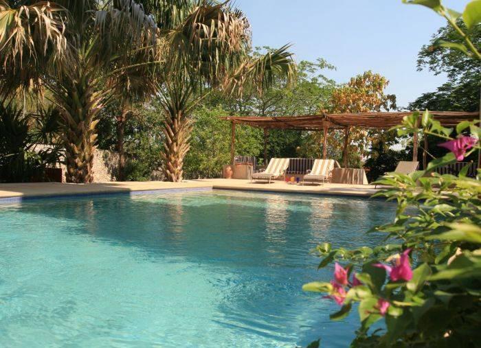 Hacienda Santa Cruz, Merida, Mexico, experience world cultures when you book with HostelTraveler.com in Merida