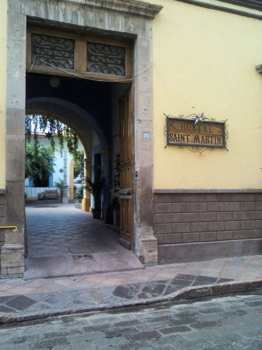 Hostal Saint Martins, Queretaro, Mexico, Mexico bed and breakfasts and hotels