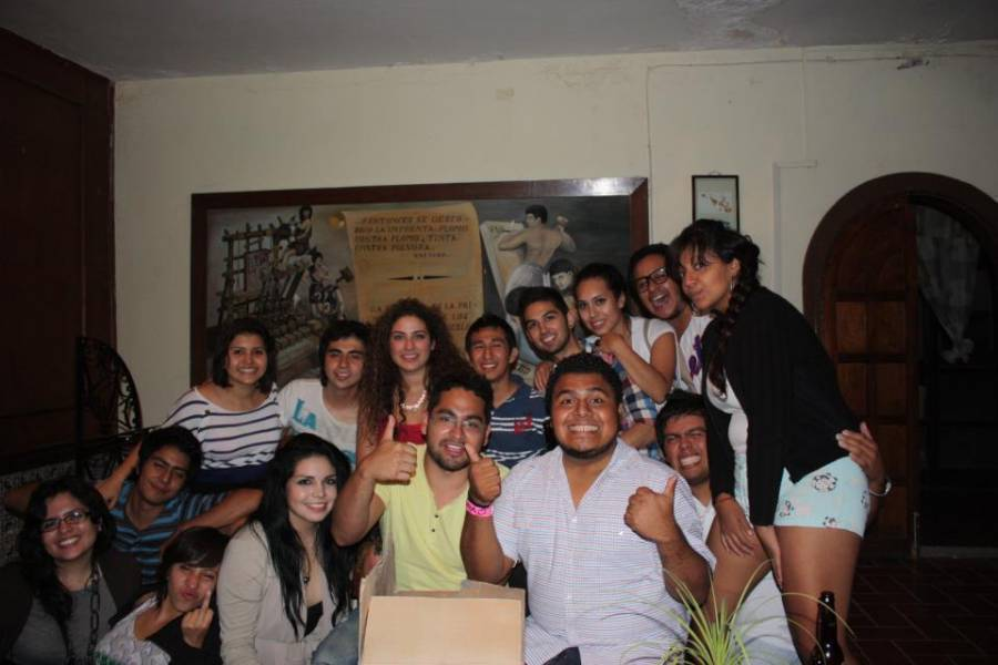Hostel Alonso, Guanajuato, Mexico, youth hostels, backpacking, budget accommodation, cheap lodgings, bookings in Guanajuato