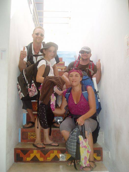 Hostel Rio Playa, Playa del Carmen, Mexico, best ecotels for environment protection and preservation in Playa del Carmen