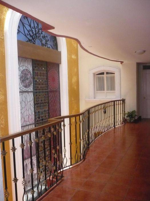 Hotel Casona de Los Vitrales, Zacatecas, Mexico, low cost hostels in Zacatecas