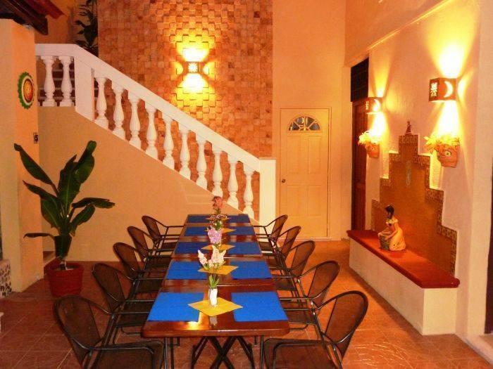 Hotel del Peregrino, Merida, Mexico, Mexico hostels and hotels