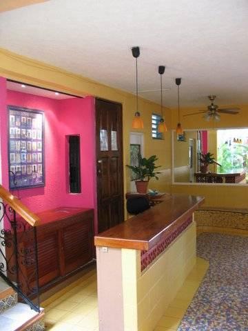Hotel Pension San Juan, Playa del Carmen, Mexico, Mexico хостелы и отели